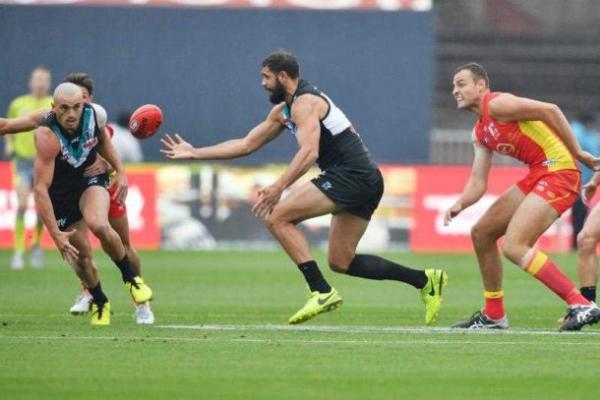Match Report – Gold Coast vs. Port Adelaide