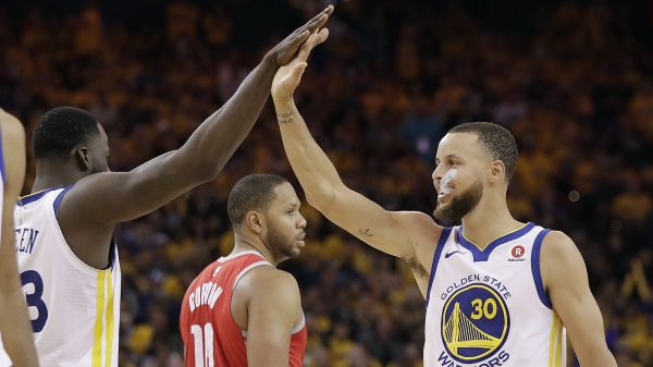 Did the Warriors deal Rockets a knockout blow in Western Conference finals?