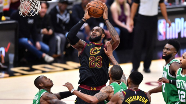PBT Extra: LeBron, Cavaliers even series but Celtics far from dead