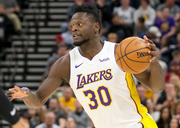 Rob Pelinka: Lakers Don't Have Set Threshold They Wouldn't Be Willing To Exceed To Re-Sign Julius Randle