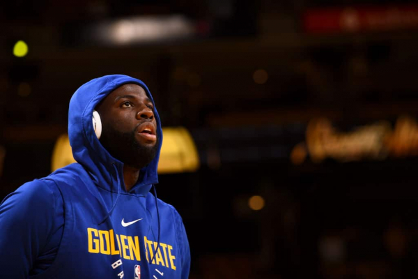 Draymond Green: Warriors 'Kind of Pissed Off' Heading into Game 5
