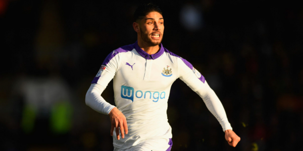 Newcastle defender discusses his future at the club