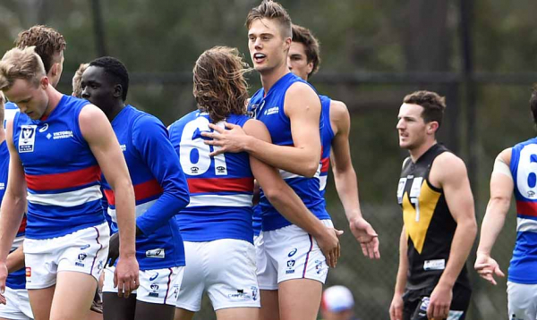 VFL REPORT | 'Scray hold off Tigers