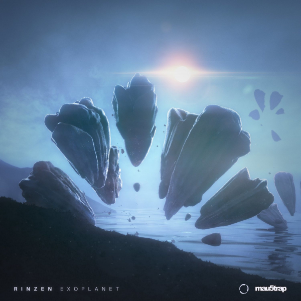 Rinzen ponders new worlds to help understand & appreciate our own with bewildering interplanetary voyage, 'Exoplanet' [EP Review + Interview]
