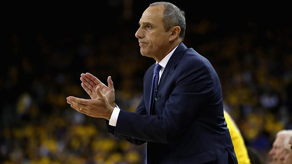Report: Raptors interview Spurs' assistants Ettore Messina, Ime Udoka for coaching job