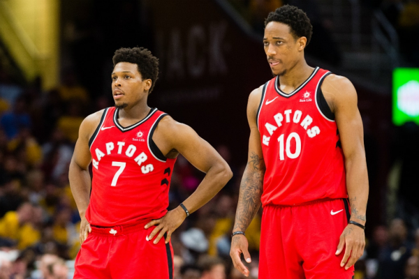 Report: Raptors To Explore All Options On Trade Market This Offseason