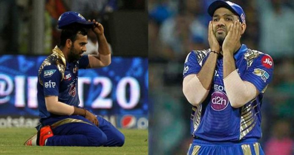 This Mistake Led To The Fall Of Mumbai Indians In IPL 2018