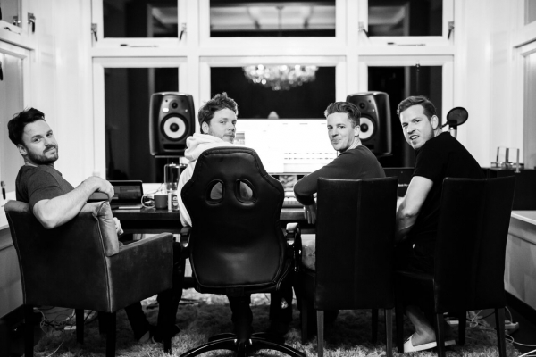 EXCLUSIVE: DubVision & Firebeatz to debut their new supergroup, METAFO4R, tonight at EDC Las Vegas
