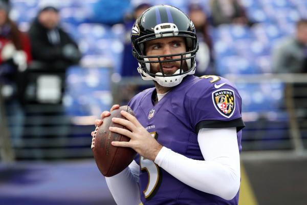Joe Flacco denies holding grudge over Ravens selection of Lamar Jackson