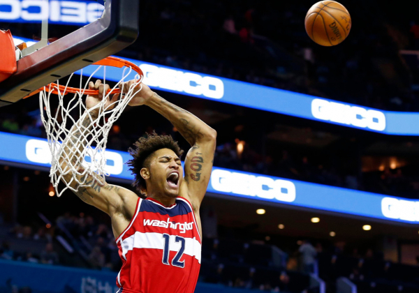 Kelly Oubre discusses up-and-down season and other NBA podcasts you need to listen today