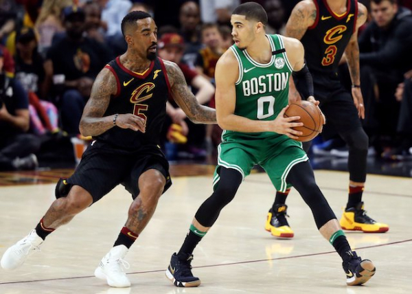 2018 NBA Playoffs: Celtics Rookie Jayson Tatum Watched Kobe Bryant 'Detail' Video 'Like 25 Times'