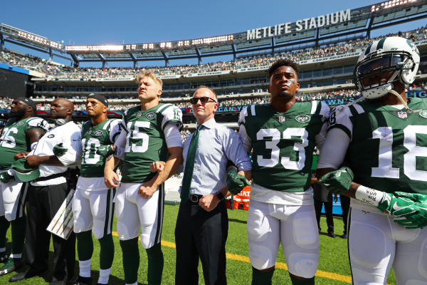 Jets chairman says he wont discourage protests