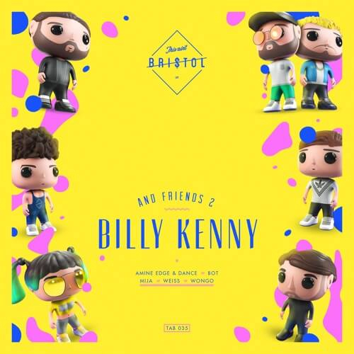 Mija and Billy Kenny suit up for far out 'Afterparty Planet'