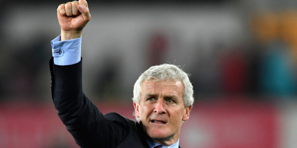 Southampton confirm Mark Hughes as their permanent manager