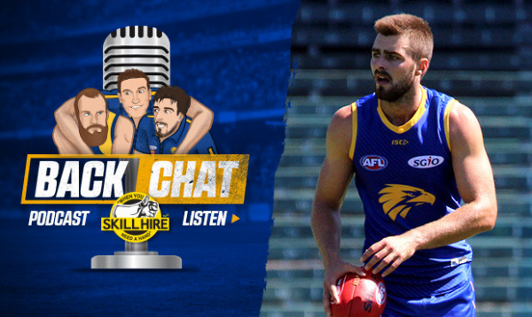 Eagles BACKChat: Episode 9 - McInnes continues to hit contests