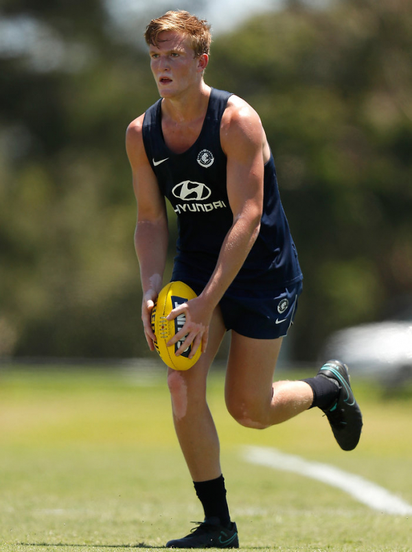 Blue blow: Curnow injured as drama continues