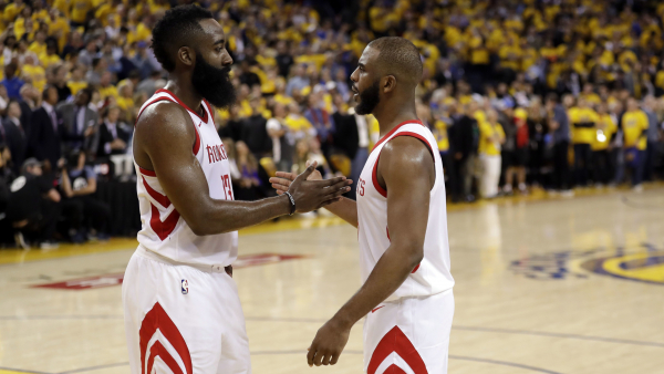 Rockets went all-in for Game 4. How much do they have left in tank for Game 5?