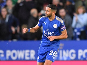 Manchester City tipped to complete £75m Riyad Mahrez deal next week