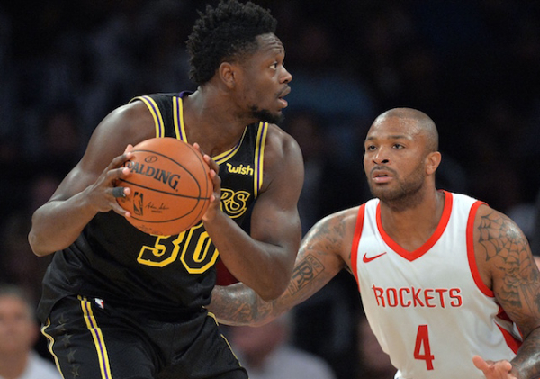 NBA Free Agent News: Julius Randle Would Like To See Lakers Rebuild Through, Be Part Of Future Success