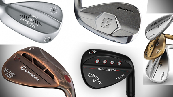 Best Wedges For 2018 Showcase