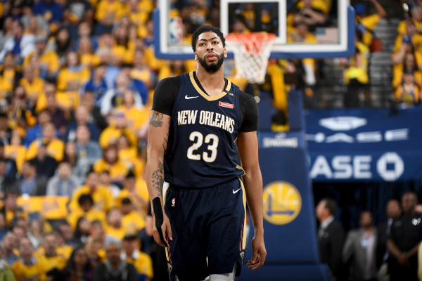 Pelicans' Anthony Davis now eligible for largest contract ever in NBA