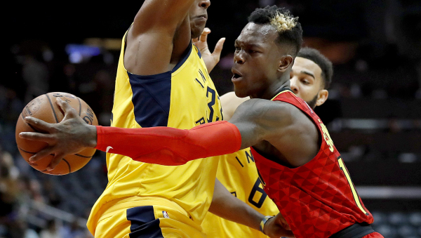 Hawks' Dennis Schroder: I don't want to spend my prime second-to-last in East, open to trade to team like Pacers or Bucks