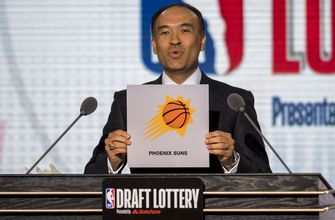 'Overwhelming likelihood' Suns keep No. 1 pick