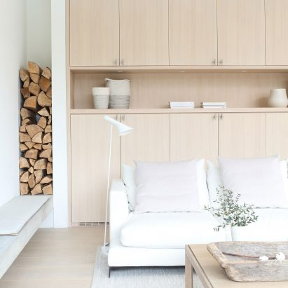 Buckhorn Place's light-filled interiors complement Whistler snowscapes
