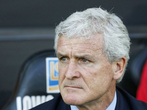 Hughes signs three-year deal to remain Southampton manager