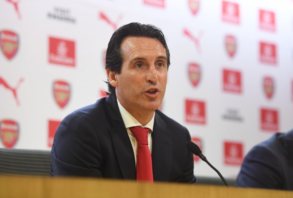 Arsenal will not win the title under Unai Emery without matching Manchester Citys money, says Ray Parlour