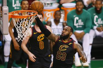 Cris Carter identifies a glaring, season-long error in the Cleveland Cavaliers' strategy