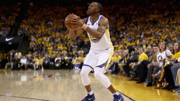 Warriors' Andre Iguodala out for Game 6