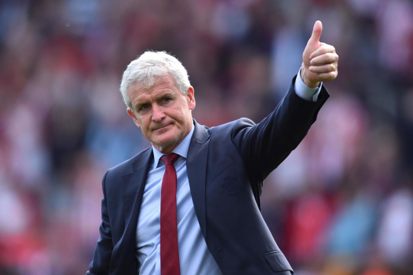 Mark Hughes signs three-year Southampton deal after Premier League survival