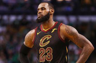 Shannon Sharpe: LeBron deserves 90% blame for Game 5 loss to Celtics