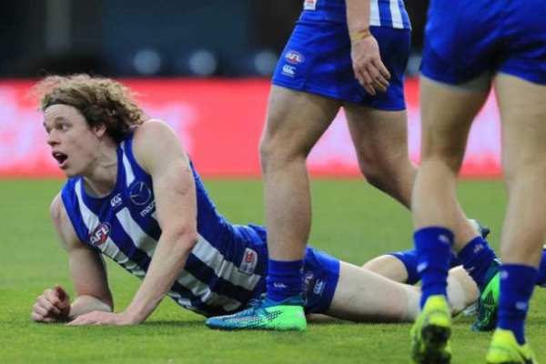 Match Report – North Melbourne vs. GWS Giants