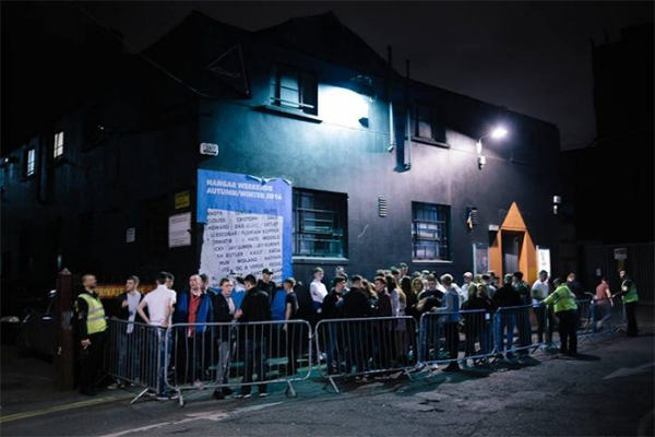 Dublin's popular nightclub Hangar has closed down