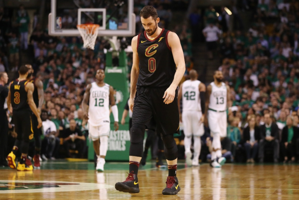 Kevin Love In Concussion Protocol, Ruled Out For Game 7 vs. Celtics