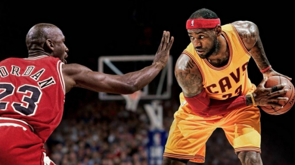 POLL: If LeBron can beat the Warriors does this move him past Jordan?