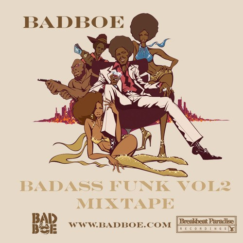 BadboE – Badass Funk Volume 2