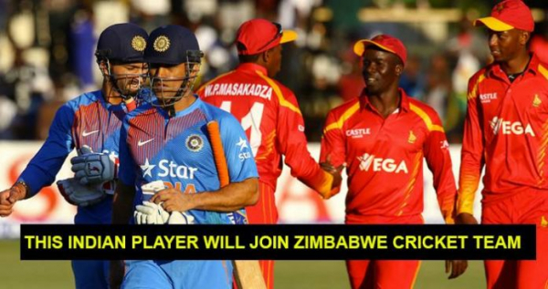 This Indian Cricket Stalwart Has Joined Zimbabwe Cricket