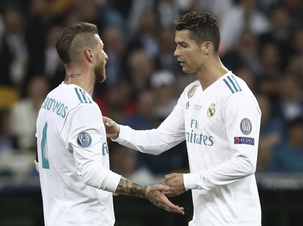 Cristiano Ronaldo transfer: Sergio Ramos urges star to stay at Real Madrid after Champions League final win