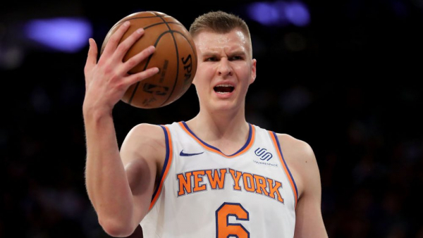 Report: Suns could have traded for Kristaps Porzingis last season