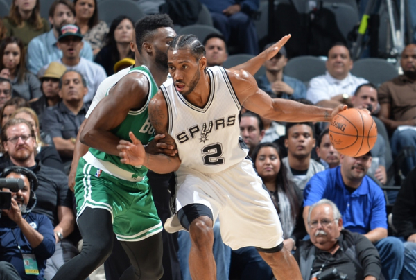 Report: Celtics Made Offer for Kawhi Leonard Before Trade Deadline