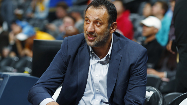 Kings GM Vlade Divac: 'My team is a super team. Just young'