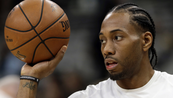 Another report Spurs will not trade Kawhi Leonard within West