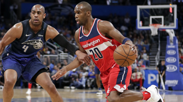 Report: Jodie Meeks, still suspended, opts into final year of Wizards contract