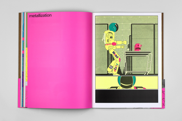 Landfill Editions show us a bunch of its brilliant new illustration titles