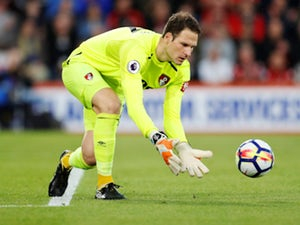 Napoli 'frontrunners to sign Bournemouth's Asmir Begovic'