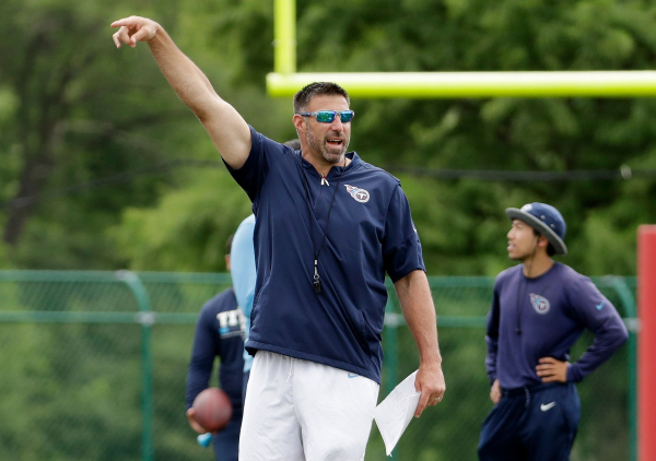 Growing pains, high expectations face Titans new head coach