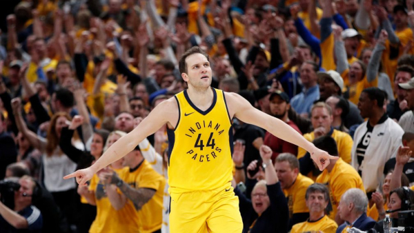 Report: Indiana to retain Bojan Bogdanovic, he could start again next season